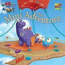 Miniature English Picture Board Books for Children