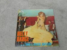 FARID EL ATRACHE-BELLY DANCE-LP-IMP-GREECE-CHEESECAKE-VOICE OF LEBANON-1975-NM