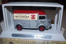 CITROEN HY VAN 1947 Champagne TAITTINGER Matchbox 1:43 car Reims France (1993)