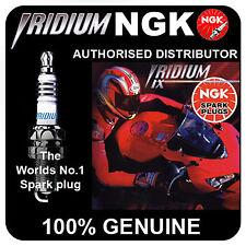 NGK Iridium IX Spark Plug fits SUZUKI AN400 X, Y, K1-K6 Burgman 400cc 99->07 [CR