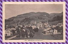 Tarjeta Postal - Megève et el Calvario