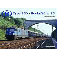NicolasCollection 978-2-930748-16-0 BUCH SNCB NMBS Type150-Reeks/Série15 Neu+OVP