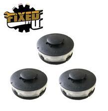 3x Spule / Ersatzspule passend für Einhell Elektro Rasentrimmer GC-ET 4530