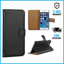 Wallet Flip Case Cover Coque Etui Portefeuille Hoesje iPhone 5 5S 6 6S 7 8 Plus