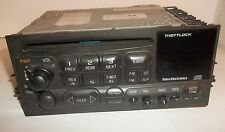 2000 Chevy Tahoe AM/FM Radio Single CD Player
