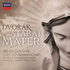 Jiri Belohlavek Czech Philhar Prague Philha Choir - Dvorak: Stabat Mat (NEW 2CD)