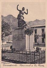 # DOMODOSSOLA: MONUMENTO ALL' AVIATORE  GEO CHAVEZ