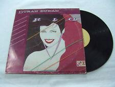 Duran Duran – Rio  - Disco Vinile 33 Giri LP Album Stampa ITALIA 1982 Pop/Rock