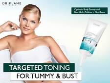 Oriflame Optimals Body Tummy and Bust Gel, Caffeine & Nut Grass, 125ml