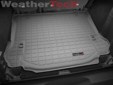 WeatherTech Cargo Liner for Jeep Wrangler Unlimited - 2011-2014 - Grey