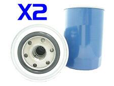 X2 Oil Filters Suits Z372 MITSUBISHI PAJERO NL NM NP NS NT TRITON MK ML ROSA BUS