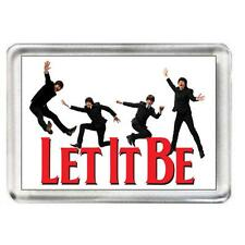 Let It Be. The Musical. Fridge Magnet.