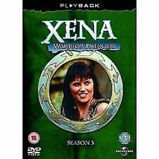 5050582497038 Xena - Warrior Princess Complete Series 3 DVD Region 2