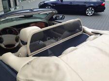 Jaguar XK / XKR X100 Convertible   Wind Deflector   Beige   1996-2005   Aperta