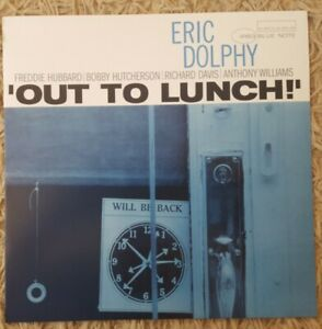 Eric Dolphy - Out To Lunch! LP Vinyl Record Jazz At 33 Blue Note NEW