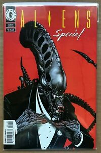 ALIENS SPECIAL #1 (VF/NM) 1997 DARK HORSE COMICS - ONE-SHOT - ALIEN AVP