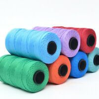 Sewing Thread 39 Colors Handmade Rope for Wedding Decor Twisted Rope for Macrame