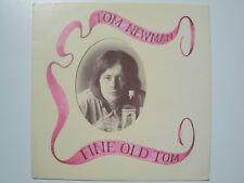 TOM NEWMAN Fine Old Tom (Virgin) Jade Warrior Mike Oldfield RARE UK 1st MINT-