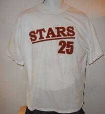 Vintage RETRO LAS VEGAS STARS 51s ALOMAR JR. #25 Minor League Jersey T SHIRT XL