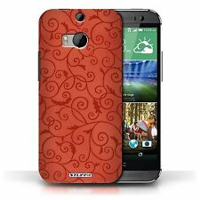Glossy Rigid Plastic Cases & Covers for HTC One M8