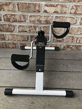 Footsmart Smarter Body Compact Desk Chair Portable Exercise Bike Workout Nib