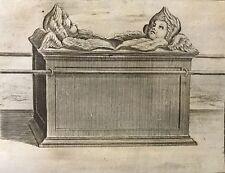 L'arche d'alliance Jacob Matham après Hendrick Goltzius 1606 -1652 Israël