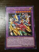XYZ-Dragon Cannon *Rare* MILI-EN040 1st Edition NM
