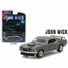 GREENLIGHT 44780-E 1/64 JOHN WICK (2014) 1969 FORD MUSTANG BOSS 429
