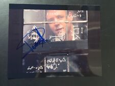 A Beautiful Mind Authentic Russell Crowe Signed Photo Autographed Gladiator