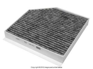 AUDI A6 A7 A8 QUATTRO (2012-2017) Cabin Air Filter (Charcoal Activated) MANN OEM