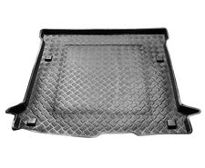 TAILORED PVC BOOT LINER MAT for Dacia Dokker since 2012 5-seats