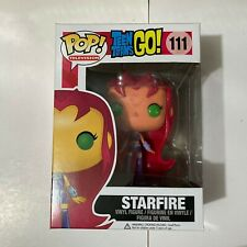 Funko Pop Teen Titans Go 111 Starfire