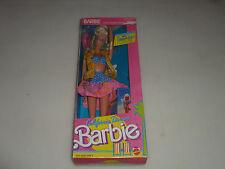 BOXED BARBIE DOLL CALIFORNIA DREAM VINTAGE MATTEL 4439 1987 COMIC BOOK COMPLETE