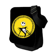Nightmare Before Christmas Jack Personalised Customised Pilot Shoulder Bag
