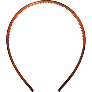 Brown Headband Sports Alice Band Hairband Womens Girls Ladies Hair Accessories