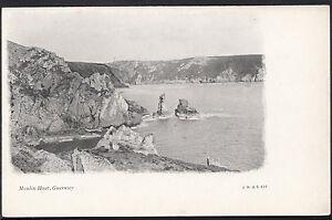 Channel Islands Postcard - Moulin Huet, Guernsey   W925