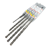 Bosch SDS Plus 3 + Masonry Drill Bits Carbide Tip Masonry Stone Brick Concrete