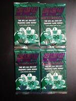 1996 Classic Pro Line III DC Football Box 24 Packs Factory Sealed Very Rare