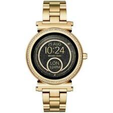 Acceso Michael Kors Tono Dorado Sofie 42mm Pantalla Táctil Reloj inteligente MKT5021