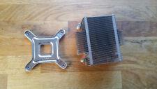 Packard Bell Esprimo heatsink, p/n V26898-B860-V1, For P4 Socket 775, no fan