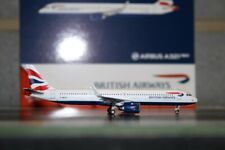Gemini Jets 1:400 British Airways Airbus A321neo G-NEOP (GJBAW1836) Model Plane