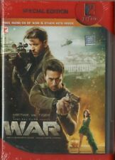 WAR - YRF 2 DISC SET (DVD & AUDIO CD) BOLLYWOOD DVD -Hrithik Roshan,Tiger Shroff