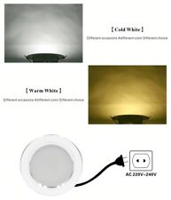3W Panel Light Led Ceiling Down Lights Lamp Fixture Recessed Modern CooI Indoor