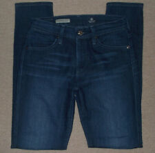 AG Adriano Goldschmied FARRAH Jeans Size 27R High Rise Skinny Dark Wash NWOT