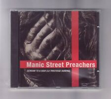 (CD) MANIC STREET PREACHERS - Scream To A Sigh (La Tristesse Durera) / PRO / NEW
