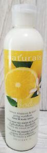 AVON Naturals Lemon Blossom & Basil Lotion 8.4oz (Brand NEW)