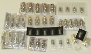 Paket mit versch. Coils für E-Zigarette / Verdampfer,  Kangertech, aspire, SMOK