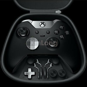 For Microsoft Xbox 1 Elite Series Wireless Controller Series 1 MODEL 1698 Black