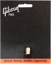 GenuineGibson Toggle Switch Tip - PRTK-020 - White - Les Paul, SG, ES-335