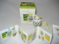 Hutschenreuther Das Ei Porzellan Jahresei Osterei 2006 (meine Pos. 2006-3)